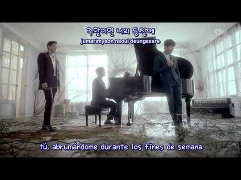 [MV] Without You S (에스) [Sub español + Romanizacion + Hangul]
