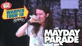 Mayday Parade - Full Set (Live Vans Warped Tour 2018) Last Warped Tour...