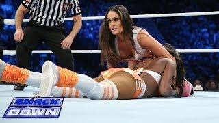 The Bella Twins vs. The Funkadactyls: SmackDown, Nov. 15, 2013