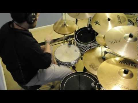 Oasis - Fuckin' in the Bushes [Ostinius Drum Cover]