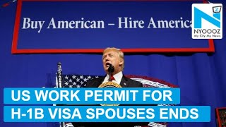 Trump Admin Plans to End Work Permits for Spouses of H-1B ..
