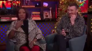 Patti Labelle outs Luther Vandross on Andy Cohen's WWHL