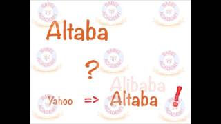 Altaba: The Father of Alibaba
