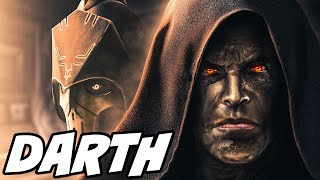 How Bane Got the Title of Darth - Star Wars Explained