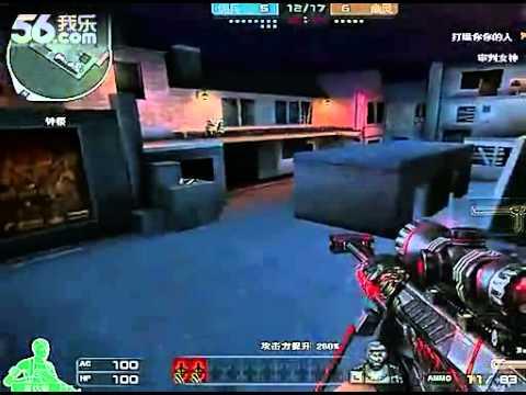 Bắn gameplay Barrett M82A1 Born Beast ( 3Z VIP ) trong Zombie 4