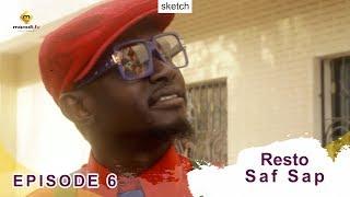 Sketch - Resto Saf Sap - Episode 6
