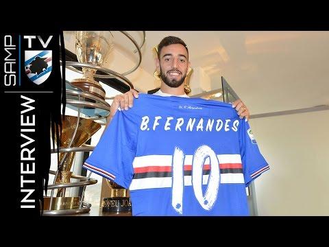 Fernandes: «La 10? Mi piacciono le responsabilità»