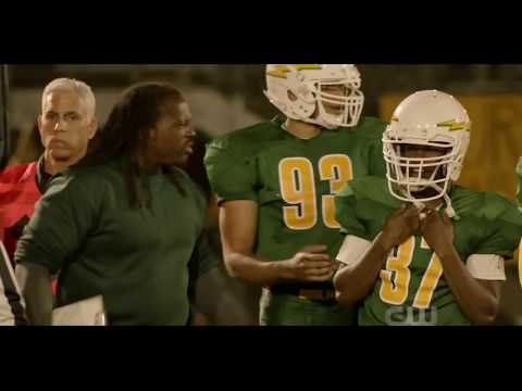 All American - Opening scene Spencer's touchdown