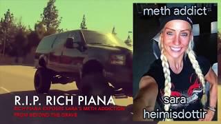 Rich Piana vs. Sara Piana & Bigboy | Stealing Money for Meth Leaked Audio