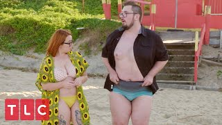 Colt and Jess Hit the Beach! | 90 Day Fiancé: Happily Ever After?