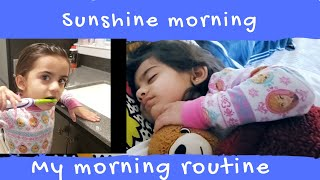 My morning routine ( Toddlers and kids )