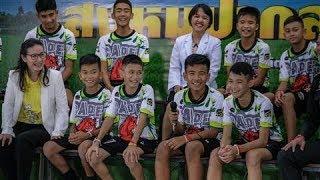 Thai Cave Rescue Boys Recount Their Ordeal