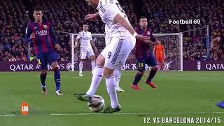 Ronaldo ▐ Kĩ Năng Dứt Điểm 1 Chạm Thành Bàn Cực Kì Đẳng Cấp