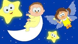 Lullaby - Twinkle Twinkle Little Star   Lullabies For Babies   Bedtime Songs   HooplaKidz TV