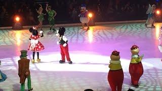 Disney on Ice Let's Celebrate 2015