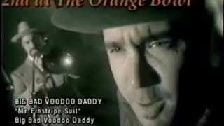 Big Bad Voodoo Daddy Music Album Ad (1998)