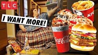 My 600-lb Life Patients Who CAN'T STOP EATING
