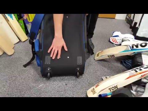 TON Elite Duffle Wheelie Cricket Bag