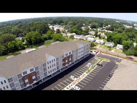 Promenade Pointe Aerial Video