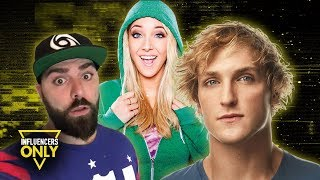 Is DramaAlert's KeemStar Starting Drama w/ Logan Paul // Influencers Only // Trending All Day