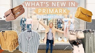 WHATS NEW IN PRIMARK FEBRUARY 2019 | KATE MURNANE