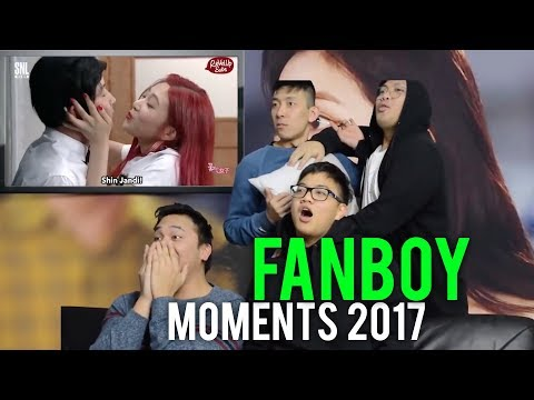 Best FANBOY moments of 2017 | JDMG (KPOP compilation)