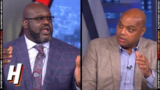 Inside the NBA discuss Lakers-Clippers Playoff Series | August 6, 2020