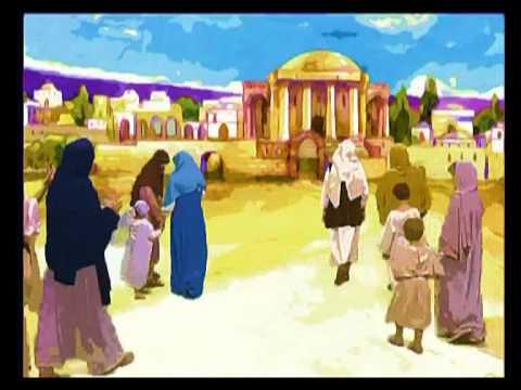 Мальчик Иисус в храме