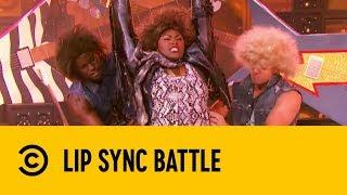 "Danielle Brooks Performs Bon Jovi's ""Livin' On A Prayer"" | Lip Sync Battle"