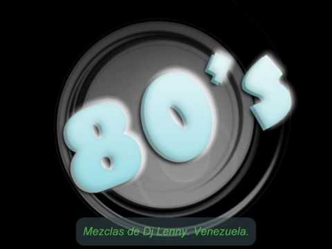 Mezclas de los 80s