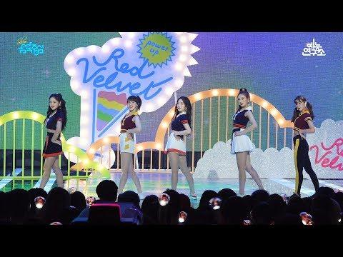 [예능연구소 직캠] 레드벨벳 파워 업 @쇼!음악중심_20180811 Power up Red Velvet in 4K