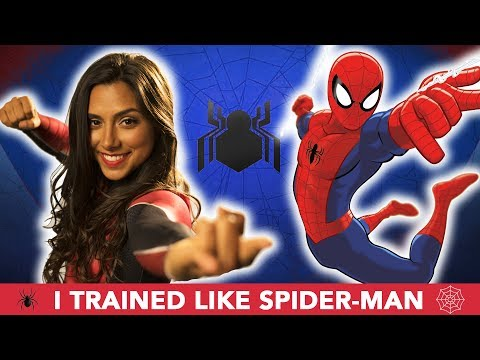 I Trained Like Spider-Man For A Month 🕷