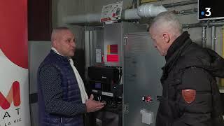 Montpellier : Des logements équipés de piles à combustible