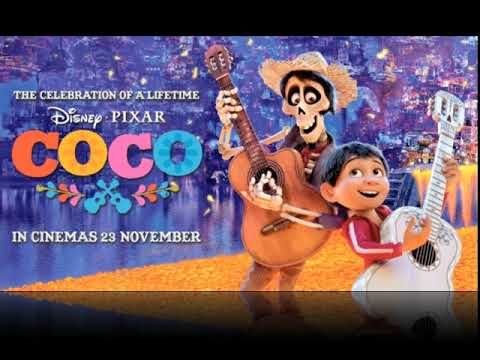 coco ost 可可夜總會 原聲帶Original Motion Picture Soundtrack