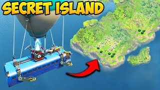NEW MAP LOCATION? - Fortnite Funny Fails and WTF Moments! #195 (Daily Moments)