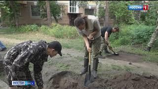 В центре Омска нашли уникальные артефакты