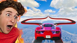 NOBODY Has Ever Completed This IMPOSSIBLE RACE In GTA 5..