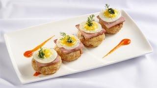 Món Ngon Mỗi Ngày - Bánh Khoai Mì Trứng Cút
