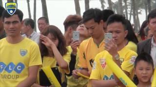 Chủ tịch Trịnh Văn Quyết gặp mặt CĐV FLC Thanh Hóa