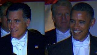 Raw Video: See Mitt Romney's full Al Smith dinner speech