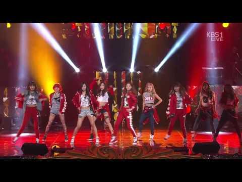 SNSD - I GOT A BOY @ Hope Concert (Jan 6, 2013)