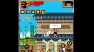 Pha Quay Chậm skill 10x Các Phái Trong Ninja School