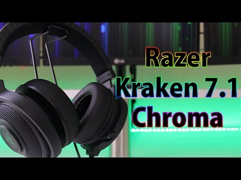 video Razer Kraken 7.1 Gaming Headphone: A Complete Review