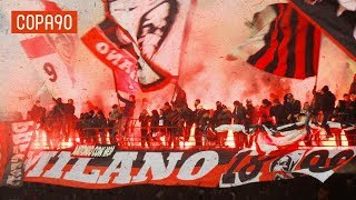 Where Ultras Were First Forged: AC Milan's Curva Sud