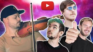 How Well Can I Play YouTuber Intros on Violin?