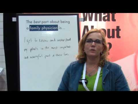 """Family Physicians """"Fill-in-the-blank"""" at 2014 AAFP Assembly: Part 2"""