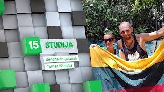 15min studijoje – Tailande gyvenančių lietuvių patarimai keliautojams