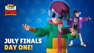 Brawl Stars Championship 2020 - July Finals - Day 1