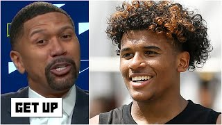 Jalen Rose reacts to top prospect Jalen Green forgoing college for the NBA/G League | Get Up