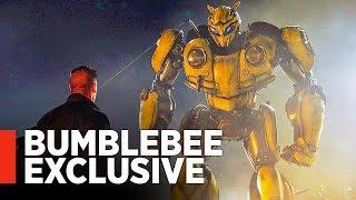 John Cena BUMBLEBEE Original Opening Agent Burns Meeting [Exclusive]